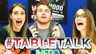 Bad Evil Laughs on #TableTalk!