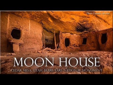 Moon House Cedar Mesa Utah Bears Ears National Monument