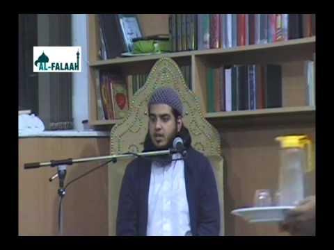 The Heritage of Muslim scholars   By Shaykh Anss Rashid   Paisley road west masjid  
