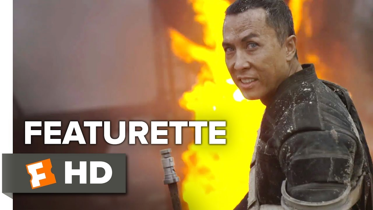 Rogue One: A Star Wars Story Featurette - Locations (2016) - Donnie Yen Movie