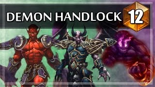 Hearthstone Hand Demonlock StrifeCro - Play demons then win #12
