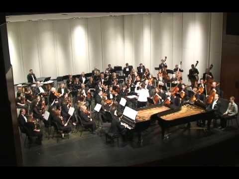 Fantasy and Variations for Two Pianos and Orchestra on the Gypsy March from Webers Preziosa