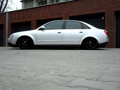 audi a4 b6 air ride by woytek airride youtube. Black Bedroom Furniture Sets. Home Design Ideas