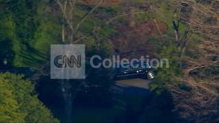 DC:OBAMA LEAVES WHITE HOUSE FOR ARLINGTON CEMETARY