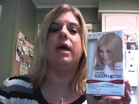 Clairol Nice And Easy Root Touch Up Youtube