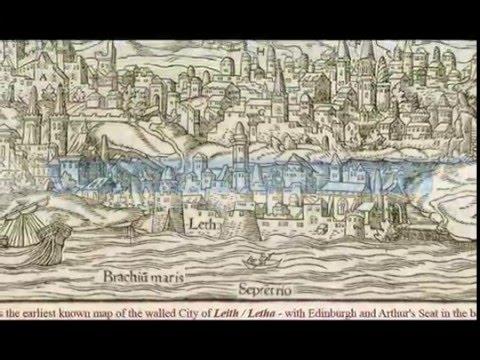 Edinburgh the real Jerusalem?  Dead/Salt *Sea* mislocated in wrong Holy Land