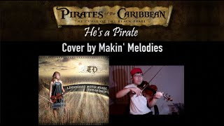 """He's a Pirate (from """"Pirates of the Caribbean"""") - Hans Zimmer, arr. Taylor Davis 