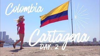 Cartagena Colombia Vlog: Day 2 (Castillo San Felipe de Barajas)