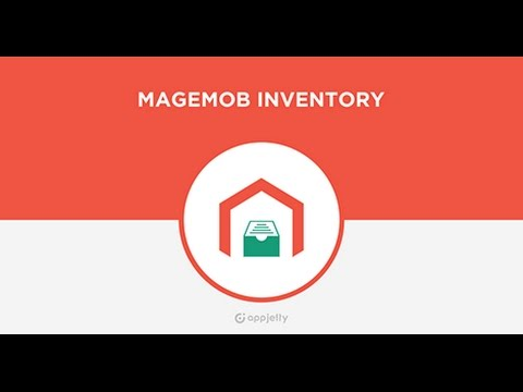 Magento Inventory Management App & Extension - MageMob Inventory from AppJetty