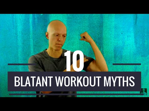 10 Blatant Workout Myths, Finally Debunked