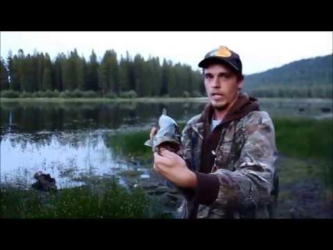 Lassen County Bass Froggin