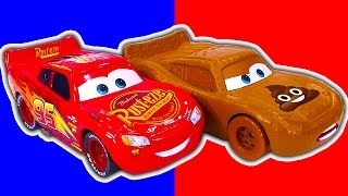 Cars 3 LIGHTNING McQUEEN Die Cast Sneaky Design Change WHY?