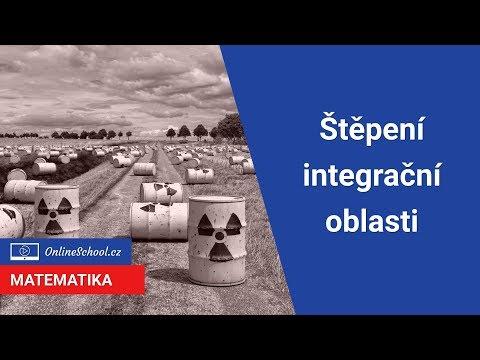 Štěpení integrační oblasti | 3/8 Dvojné integrály | Matematika | Onlineschool.cz
