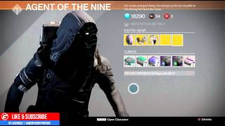 destiny xur predictions for 8 7 15 what will xur bring to the tower august 8 2015