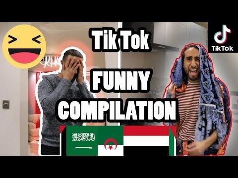 TIK TOK FUNNIEST ARAB Compilation 2 ASAD KARIM