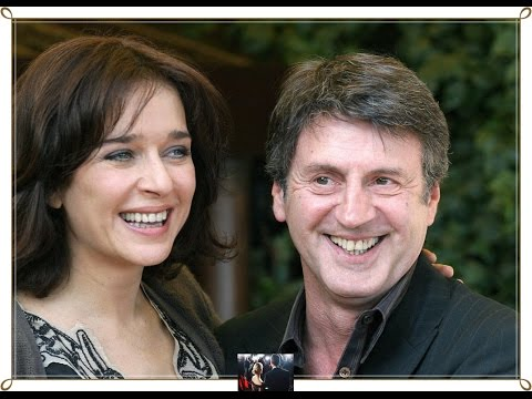 Daniel Auteuil and family photos with friends and relatives