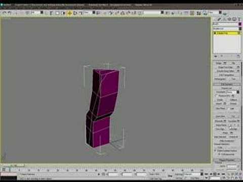 Basic 3D Modeling Tutorial - Part 2 of 2