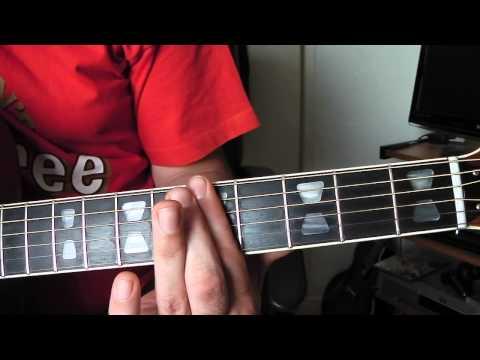 Play 'Kanga Roo' by Big Star. Guitar chords explained.