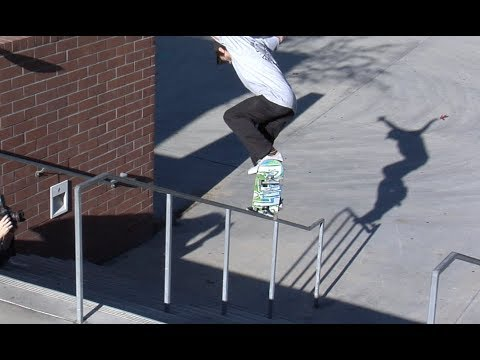 Jordan Maxham Lil Monsters bs Over Krook Kink Rail Raw Cut