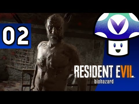 [Vinesauce] Vinny - Resident Evil 7: Biohazard (part 2) + Art!