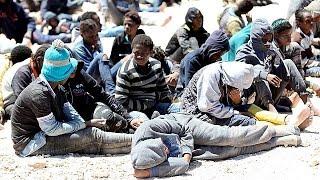 Itália supera a Grécia como porta de entrada de refugiados na Europa