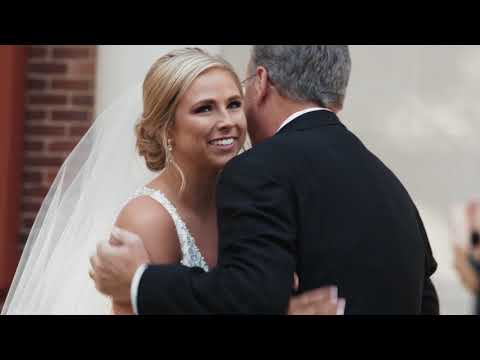 Sara + Cullum || Wedding Teaser Trailer || Royal Lane Baptist Church in Dallas, TX