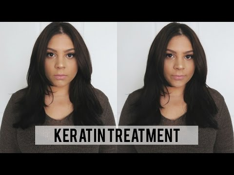 All About My Keratin Treatment | Goldwell Kerasilk