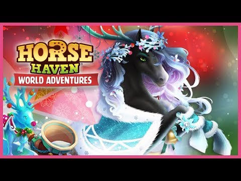 Christmas Update in Horse Haven World Adventures!
