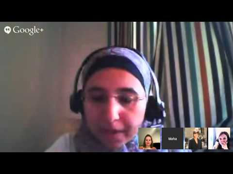 Maha Bali Talks About Virtual Conference Attendance