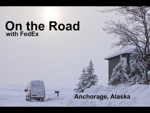 On The Road with FedEx: Alaska