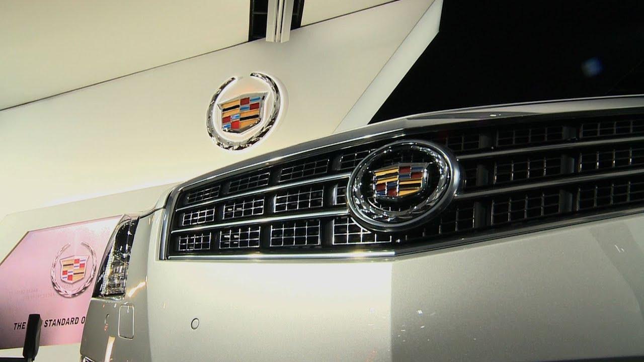 2012 Detroit Auto Show: Cadillac ATS | Consumer Reports - YouTube