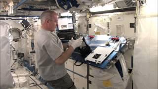 Minus Eighty-Degree Laboratory Freezer for ISS