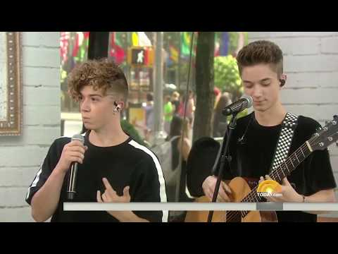 Why Don't We performs hit single, Something Different on the Today Show