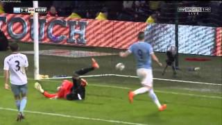 Man City vs West Ham Utd 6 - 0 Highlight 09/01/2014
