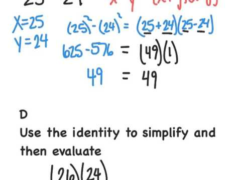 polynomial identities