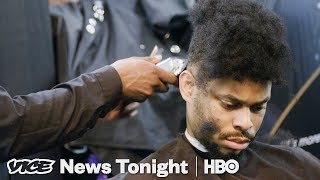 """Magic"" Man Weaves Are Curing Baldness For Black Men (HBO)"