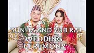 Nepalese Wedding Ceremony - Sunita and Yubraj Wedding Short