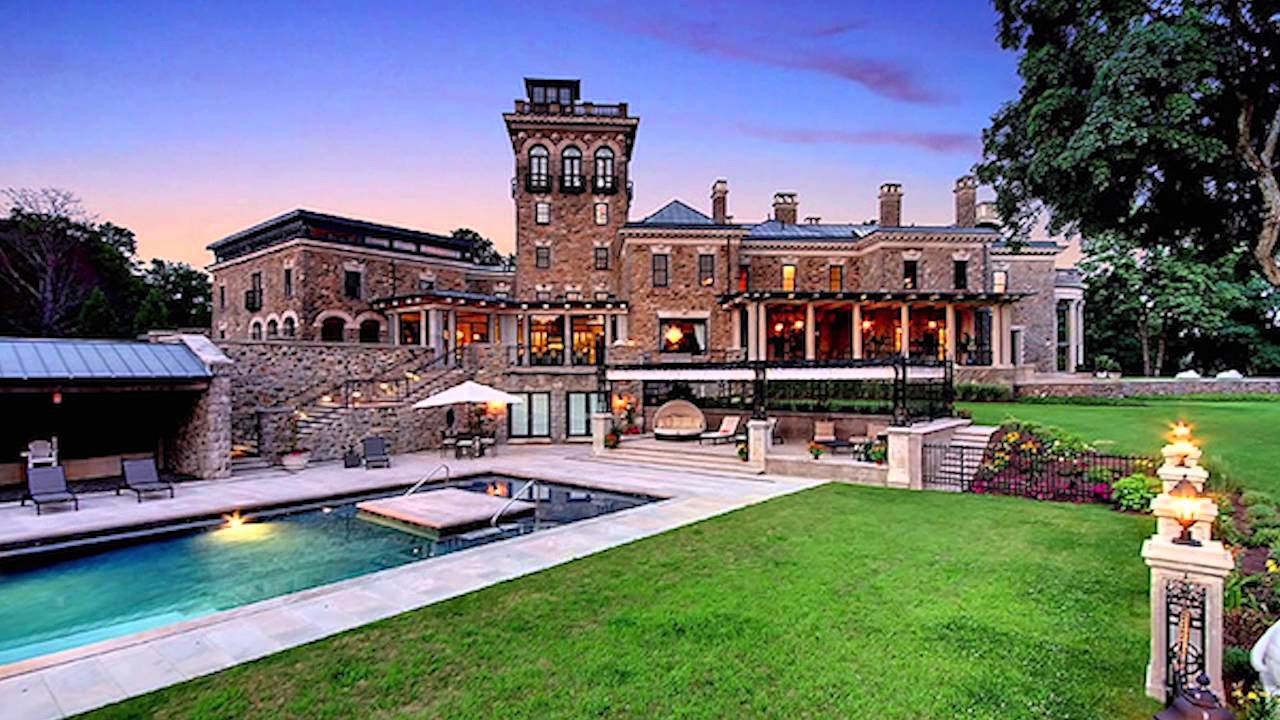 New jersey 39 s most expensive houses for sale youtube for Nj house builders