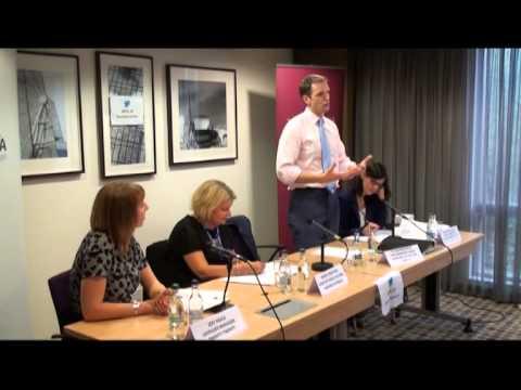 CSJ Conservative Conference fringe event with Dr Dan Poulter MP