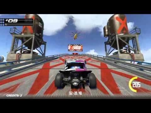 Trackmania Turbo Custom Track Fun #3: Valley Trackbuilder Showcase!