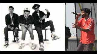 Beastie Boys - B for my name vs. Del tha funkee homosapien - Help me out.