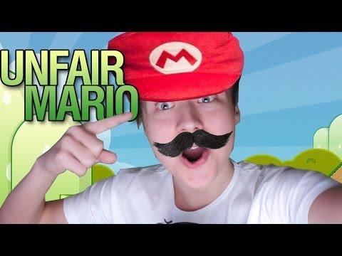 видео: МОИ НЕРВЫ ИМЕЮТ ПРЕДЕЛ! | Unfair Mario