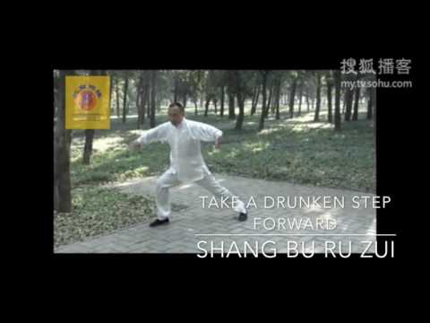 Three Emperors Cannon Punch Kung Fu: Yi Lu