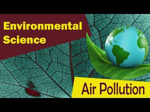 Air Pollution | Causes Of Air  Pollution | Impact | Measures