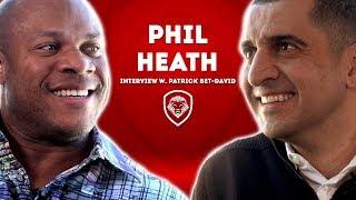 Phil Heath- The Future Of Mr. Olympia & Bodybuilding