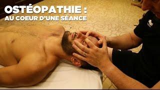 Ostéopathie : une séance à l'OGC Nice