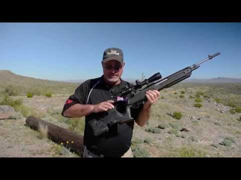 Springfield Armory - Range Report with Rob Leatham M1A Loaded