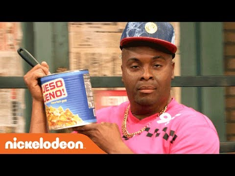 BTS w Kel Mitchell & His Tango w Queso Bueno!  Game Shakers  Nick