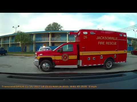 Opioid Overdose, Jacksonville Florida.
