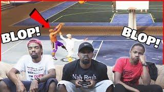Juice Has To Guard KOBE BRYANT! Guess What Happens Next! - NBA 2K19 Gameplay